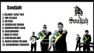 #souljah #reggae #indonesia SOULJAH FULL ALBUM | THE BEST Of SOULJAH