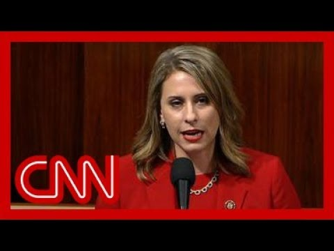 See Katie Hill Give Her Resignation Speech On House Floor