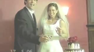 vídeos engraçados no casamento