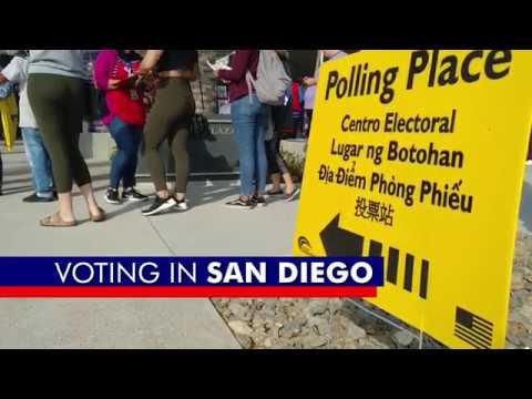 Voter Turnout in San Diego