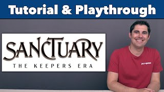 Sanctuary: The Keepers Era Tutorial