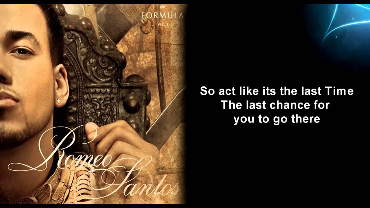 Romeo Santos – All Aboard Lyrics | Genius Lyrics