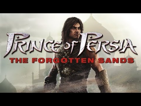 Prince of Persia: The Forgotten Sands. Стрим первый