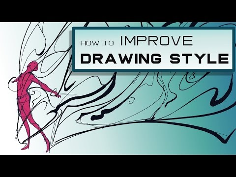 How to Improve your Drawing Style