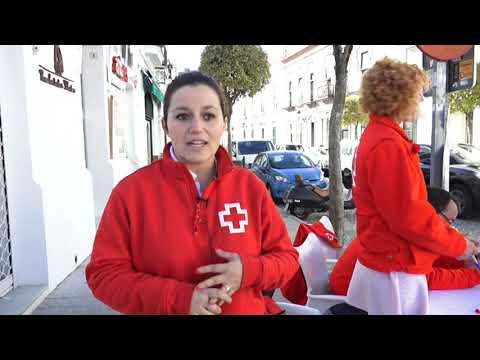 Campaña captación socios Cruz Roja Aracena