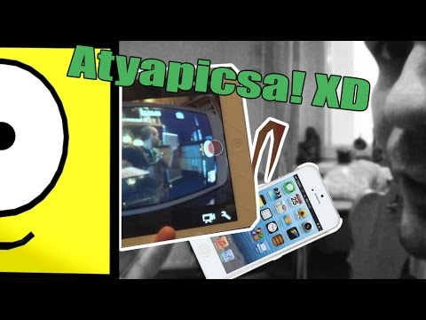 Iphone megosztása iPad-re GoPro-n keresztül XD