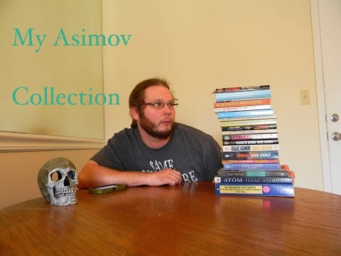 Isaac Asimov (and my collection) - Veda Day #6