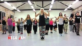 'Bangerz' Miley Cyrus choreography by Jasmine Meakin (Mega Jam)