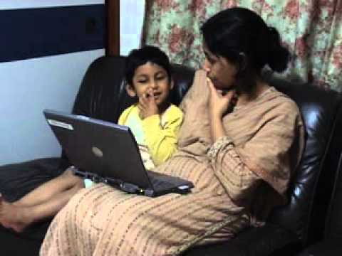 Dhrubo Episodic Memory Excercize with Mom