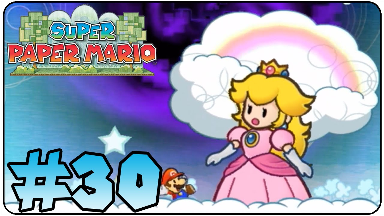 Need Help With Super Paper Mario