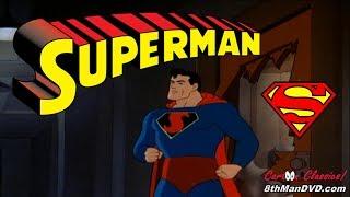 SUPERMAN CARTOON: Secret Agent (1943) (Remastered) (HD 1080p)