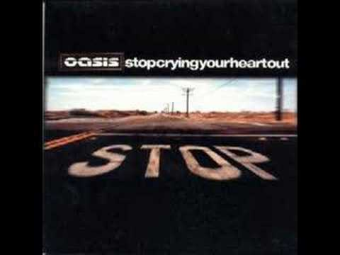 Oasis- Shout it out loud