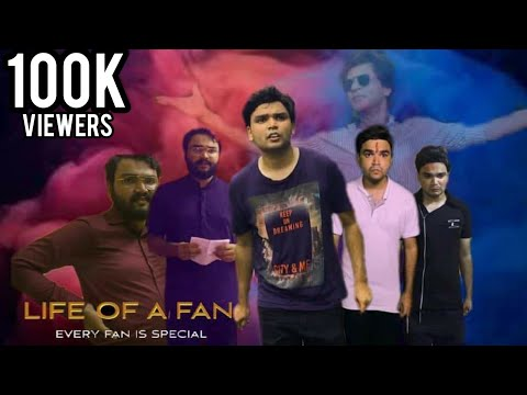 Life Of A Fan  | Short Film | SRKs 53rd B Day Celebration