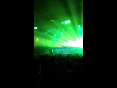 Three Days Grace-World So Cold @La Hacienda in Midland,TX (with new singer,Matt Walst)
