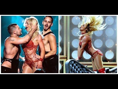 Britney Spears Apertura Musical en Billboard Music Awards 2016