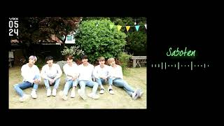 [3D Audio] VIXX - Saboten Please use earphones or headphones for be...