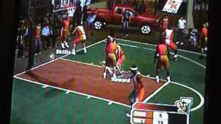 EBC rucker park tournament clips nba 2k6 24/7