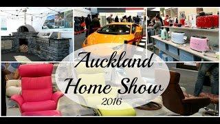 Auckland Home Show, 2016/Выставка Всё для Дома, Окленд, Нова Зеландия