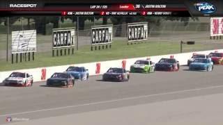 RECAP // 13: Michigan // NASCAR PEAK Antifreeze Series
