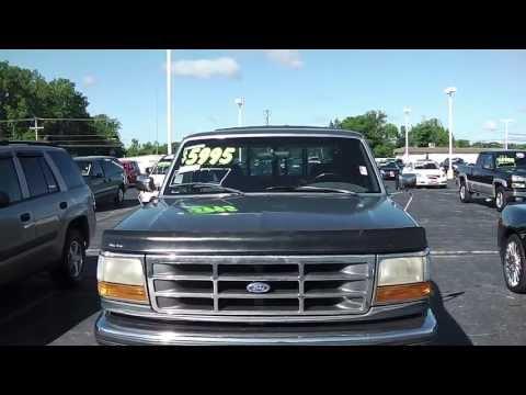 1992 Ford F-150 Custom Truck Regular Cab for sale Dayton Troy Piqua Sidney Ohio - 26787TA