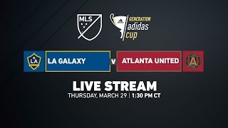 LA Galaxy vs Atlanta United - Champions Division | 2018 Gen…
