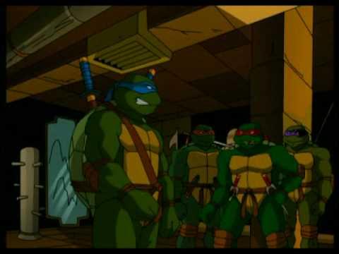 Tmnt s01e01 le demenagement 1 2 fr youtube - Tortue ninja 2003 ...