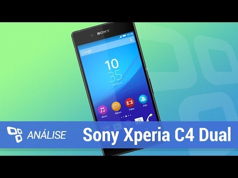Sony Xperia C4 Dual [Análise] - TecMundo