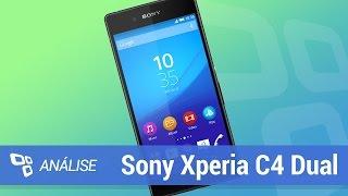 sony Xperia C4 Dual Anlise - TecMundo