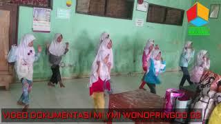 Yamko Rambe Yamko - Traditional Dance Indonesian - Students MI YMI Wonopringgo 02