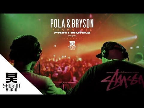 Pola & Bryson Printworks Promo Mix