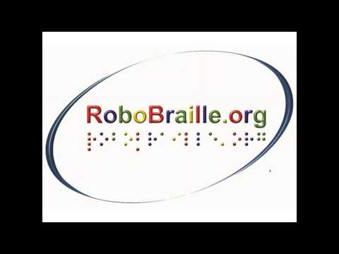 Robobraille webinar:  Converting files to alternate formats