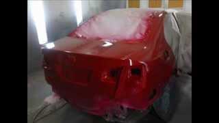 видео Авто мастерская по ремонту и покраске