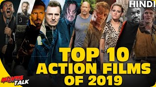 Top 10 Action Movies Of 2019 [Explained In Hindi]