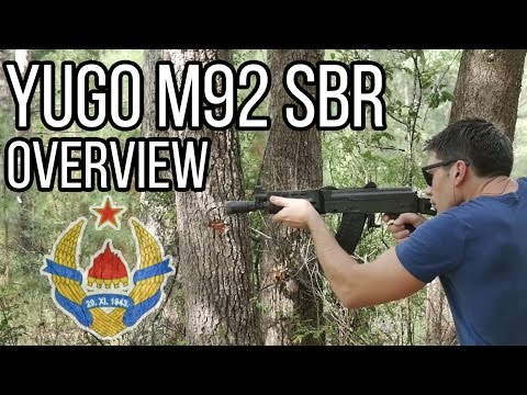 TFBTV: The Yugoslavian Zastava M92 SBR -The Firearm Blog