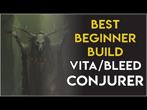 Drain them DRY! || Everything you need to know about vitality/bleed conjurer.