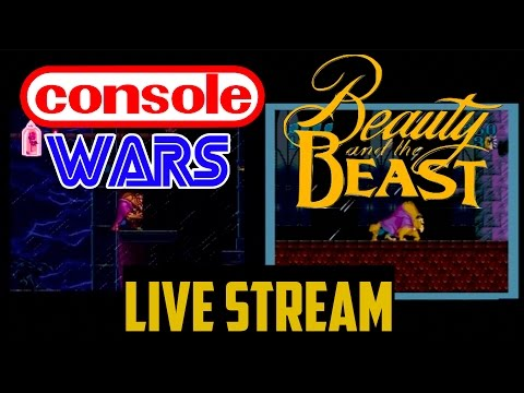 Beauty and the Beast - Console Wars Live Stream