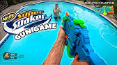 NERF GUN GAMESUPER SOAKER EDITION (Nerf First Person Shooter)