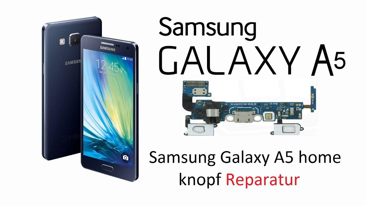 samsung galaxy a5 home button repair