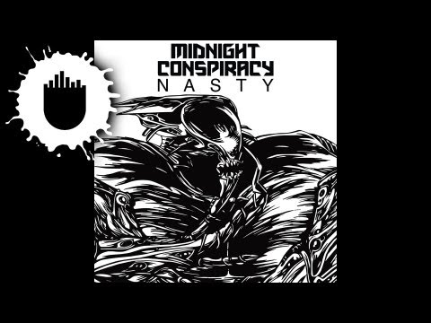 Midnight Conspiracy - Nasty (Radio Edit) (Cover Art)