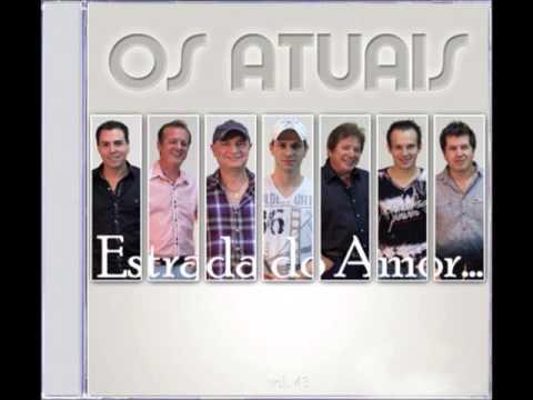 OS ATUAIS  CD COMPLETO ESTRADA DO AMOR VOL 43