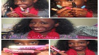 Collective Makeup Haul ft. Limecrime, L.A. Girl, MAC, Gerard Cosmetics & NYX