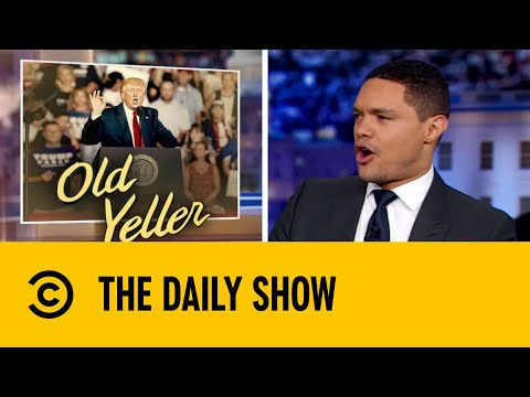 Ilhan Omar Targeted By Donald Trump's Rally Chants | The Daily Show with Trevor Noah