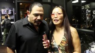 """Emilio Rivera """"Sons of Anarchy"""" final season interview, motorcycle tips at Hellrazors & Humidors Thumbnail"""