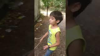 Ինչպե՞ս է փոքրիկ տղան Կենտրոնի թաղապետին բացատրում իրենց բակի խնդիրները