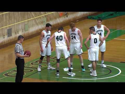 Cuesta Men's Basketball vs West Valley