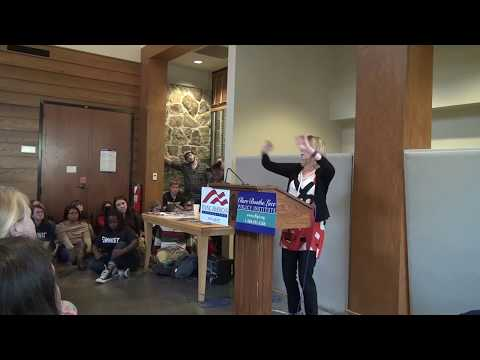 Christina Hoff Sommers at Sewanee University