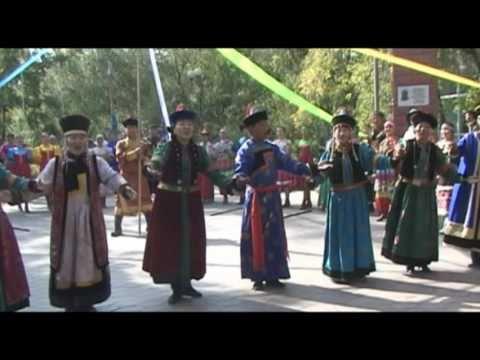 布里雅特印象  Impression on Buryatia