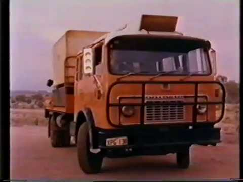 "Paul's Pt Hedland: ""On The Line"" [Pt.1] [1985]"
