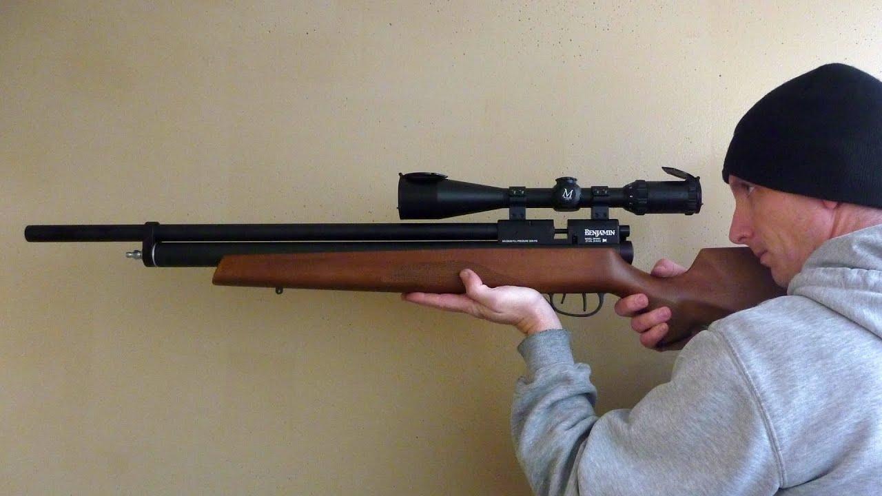 Download Benjamin Marauder .25 Review (A Real Hunting Air Rifle)