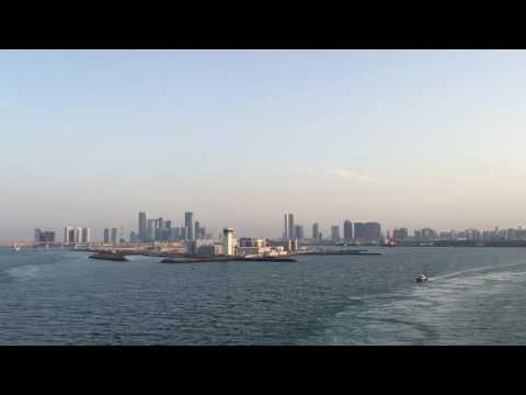 Splendor of the seas - Abu Dhabi Port